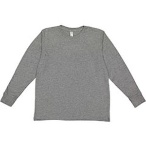 Youth Fine Jersey Long-Sleeve T-Shirt Thumbnail