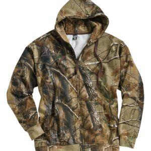 824a2977 Code Five Adult Realtree® Camo Zip Fleece Hoodie 3989