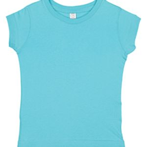 Toddler Girls' Fine Jersey T-Shirt Thumbnail
