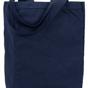 Allison Recycled Cotton Canvas Tote Thumbnail