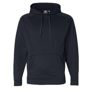 Polyester Fleece Hooded Pullover Thumbnail