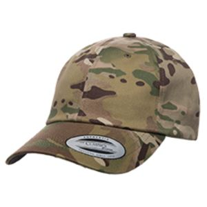 Low Profile Cotton Twill Multicam® Cap Thumbnail