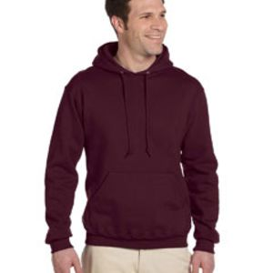 Adult 9.5 oz., Super Sweats® NuBlend® Fleece Pullover Hood Thumbnail