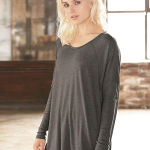 Women's Gauze Ramble Long Sleeve Tunic Thumbnail