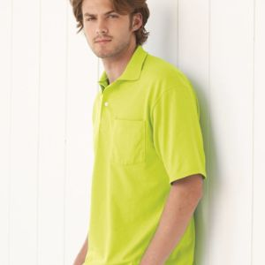 SpotShield Jersey Sport Shirt with a Pocket Thumbnail